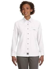 Hook & Tackle 1015L Ladies' Peninsula Long-Sleeve Performance Fishing Shirt