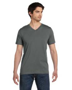 Bella + Canvas 3005U Unisex Made in the USA Jersey Short-Sleeve V-Neck T-Shirt