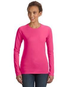 anvil-374l-ladies-39-junior-fit-ringspun-long-sleeve-t-shirt