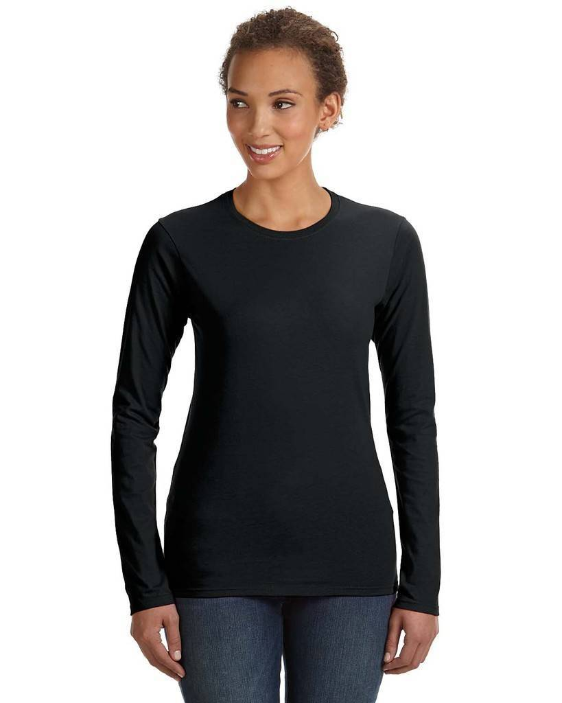 Women's blank t-shirts from the brands you know and love. Shop our wholesale Womens t-shirt inventory with tons of styles and colors available for purchase. We have something for every taste including round necks, scoop necks, pigment dyed, garment dyed, polyester performance, burnouts, and .