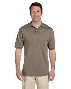 Jerzees 437 Adult 5.6 oz. SpotShield™ Jersey Polo
