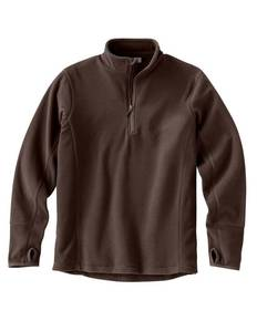 Storm Creek 4609 Men's Quarter Zip Drop-Needle Microfleece Pullover