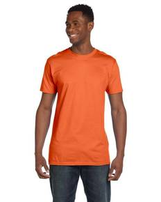 Hanes 4980 Adult 4.5 oz., 100% Ringspun Cotton nano-T® T-Shirt