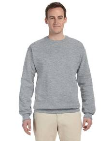 Jerzees 562 Adult 8 oz. NuBlend® Fleece Crew