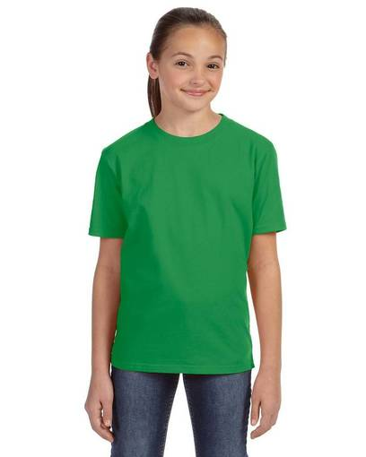 anvil 780b youth ringspun midweight t-shirt front image