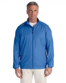 adidas Golf A169 Men's 3-Stripes Full-Zip Jacket