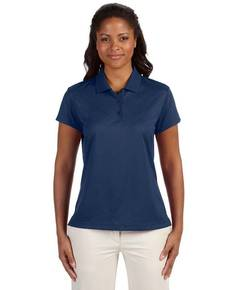 adidas Golf A181 Ladies' ClimaCool® Diagonal Textured Polo Shirt