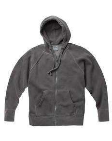 Comfort Colors Drop Ship C1564 10 oz. Garment-Dyed Full-Zip Hooded Sweatshirt