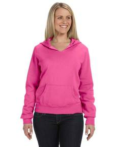 Comfort Colors C1595 Ladies' 10 oz. Garment-Dyed Front-Slit Pullover Hood