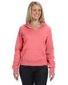 Comfort Colors C1595 Ladies' Hooded Sweatshirt