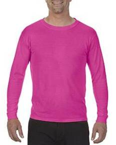 Comfort Colors C5014 5.5 oz. Ringspun Garment-Dyed Long-Sleeve T-Shirt