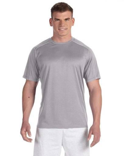 champion cv20 adult vapor® 3.8 oz. t-shirt front image