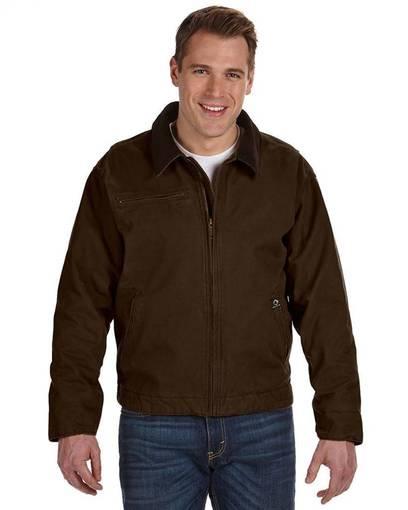 dri duck dd5087t men's tall outlaw jacket Front Fullsize