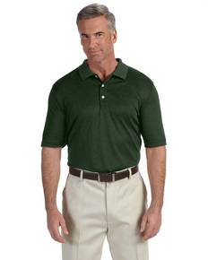 Devon & Jones DG210 Men's Pima-Tech™ Jet Piqué Heather Polo