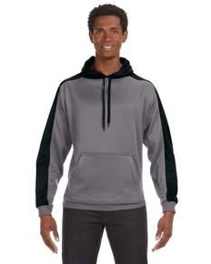 J America JA8973 Adult Poly Fleece Sport Hood