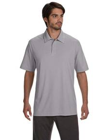 All Sport M1809 Unisex Performance Three-Button Polo