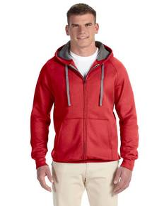 Hanes N280 Adult 7.2 oz. Nano Full-Zip Hood