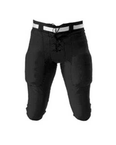 a4 nb6141 youth football game pants front image