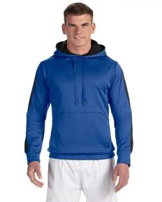 Champion S220 Adult 5.4 oz. Performance Fleece Pullover Hood